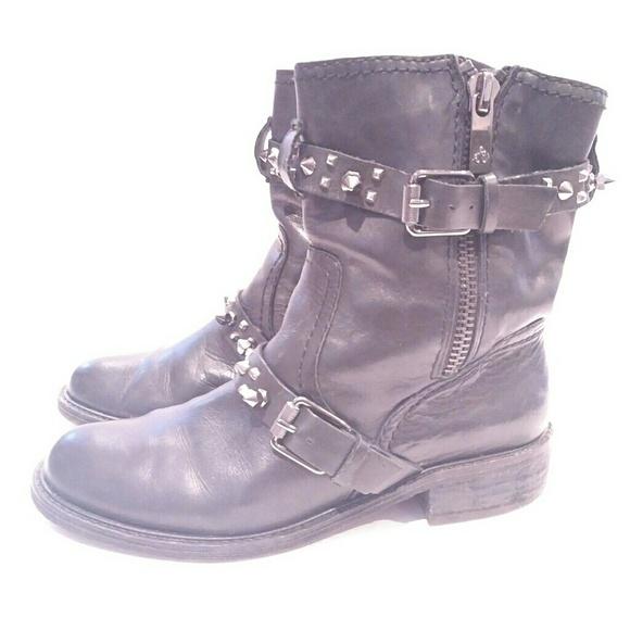 056873751 Sam Edelman Adele Boot black size 8.5. M 5ada76c3caab44f7fc28d969